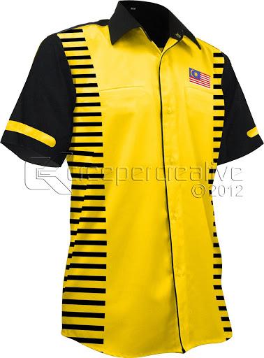 Corporate Shirt Silkscreen – Custom Work Shirts